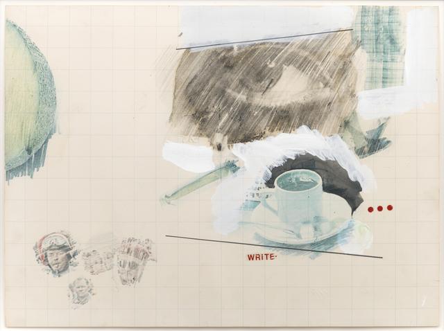 , 'Paragraph II,' 1966, Edward Tyler Nahem Fine Art LLC