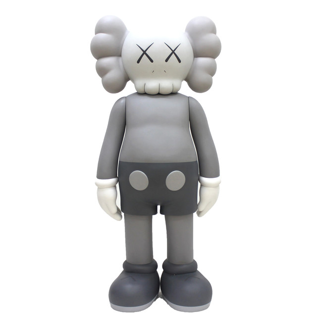 KAWS, '4 FT Companion (grey version)', 2007, 5ART GALLERY