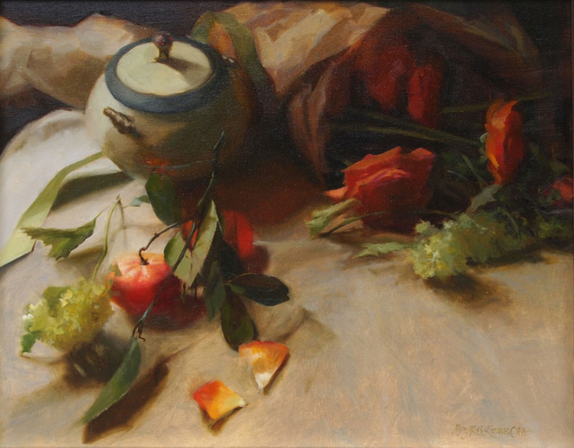 Mary Beth Karaus, 'Market Finds', 2019, Wally Workman Gallery