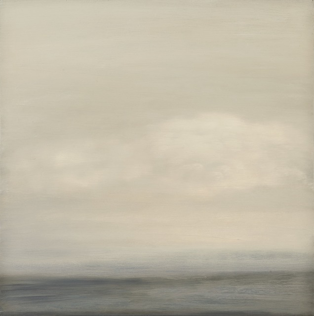 , 'Silver Cloud I,' 2014-2015, Seager Gray Gallery