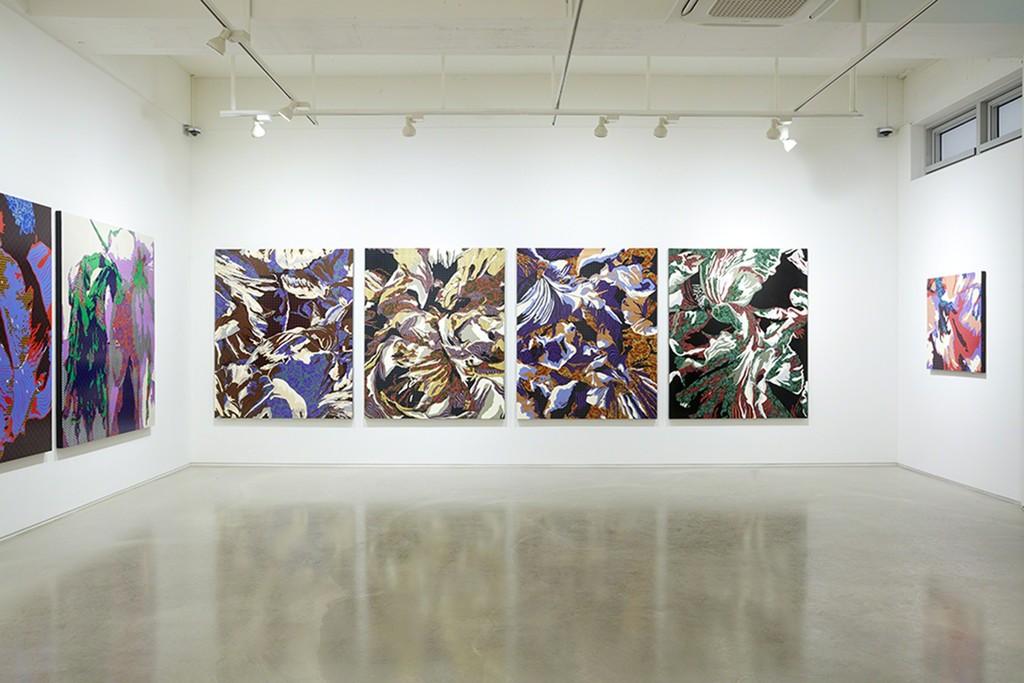 GalleryBK_B1 SOHN JIN AH Solo Exhibition <INSCAPE SCAPE> 2017.3.9-4.1