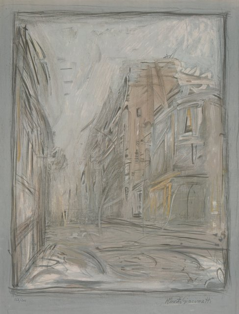 After Alberto Giacometti, 'Rue d'Alesia', 1954, Heritage Auctions