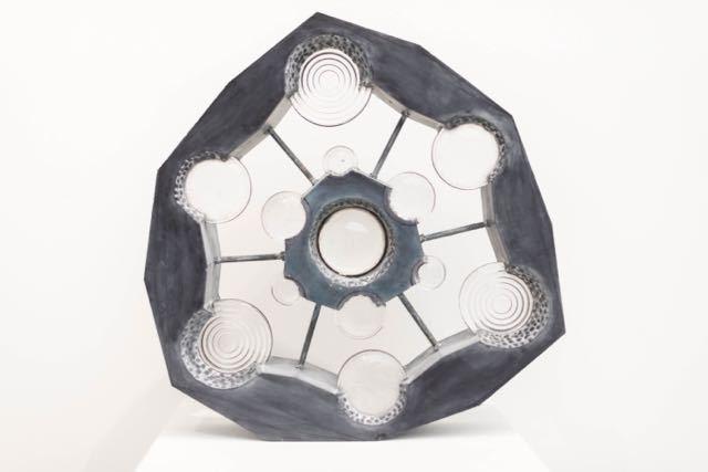 Csilla Szilágyi, 'Trasfuse 02-kerék - Transfuse 02 Wheel', 2019, Sculpture, Glas, casting and cement, Art Advisory Budapest