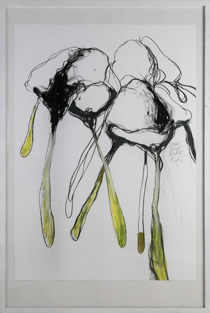 Angel Ricardo Ricardo Ríos, 'Dibujo', 2012, Terreno Baldío