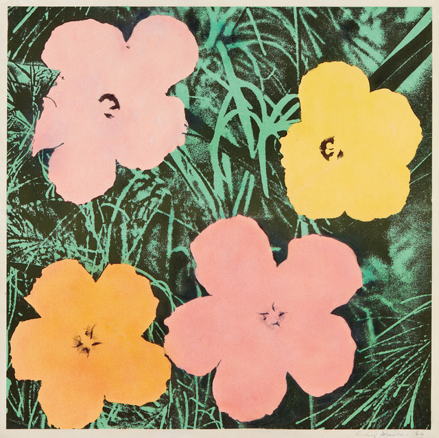 Andy Warhol, 'Flowers', 1964, Phillips