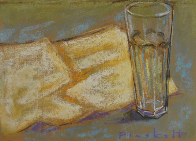 , 'Untitled (Still Life with Water Glass I),' ca. 2000, Gallery 78