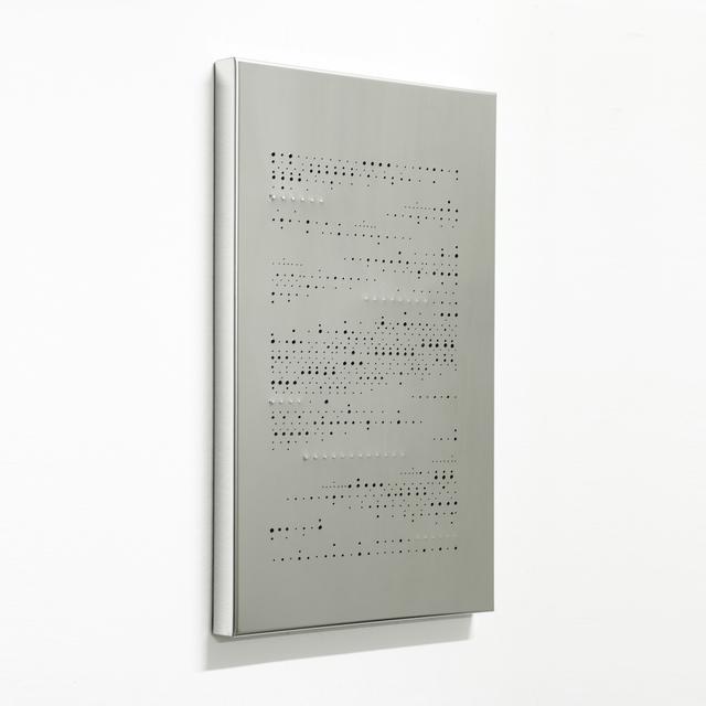, 'Senza titolo,' 2013, A arte Invernizzi