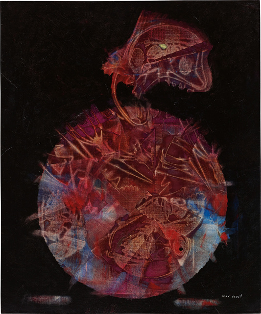 Max Ernst, 'Personnage', circa 1956, Phillips