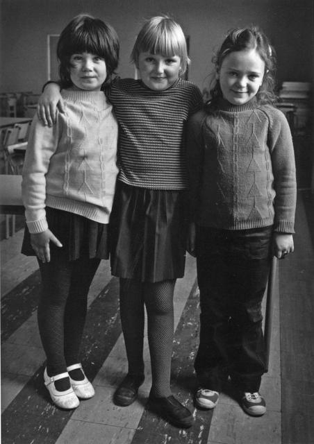Evelyn Hofer, 'Three girls', ROSEGALLERY