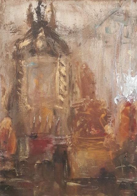 , 'Saint John Pod Skalou,' 2017, DSC Gallery