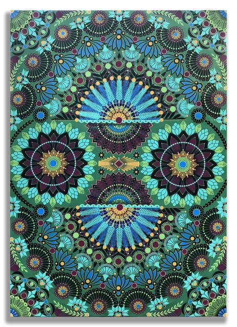 , 'Kaleidoscopic Nature 6,' 2018, Jonathan LeVine Projects