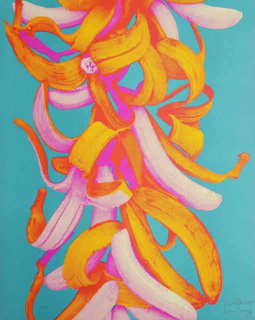 , 'Bananas in 3 Colors,' 2017, Bert Green Fine Art