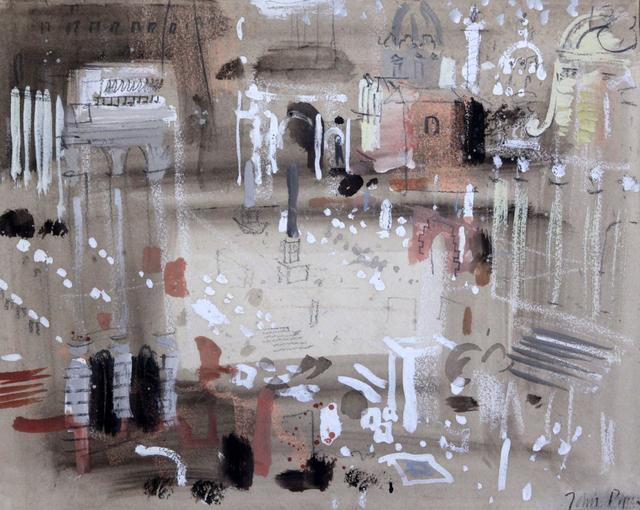 , 'The Forum, Rome,' 1961, Christopher Kingzett Fine Art