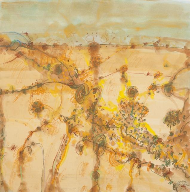 , 'Wattle Pollen Time,' 2014, Metro Gallery