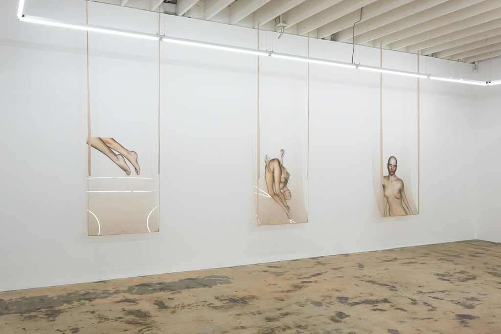 Ivana Basic, installation view.