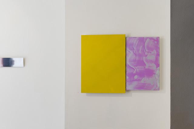 , 'composite painting #34,' 2017, Galerie Floss & Schultz