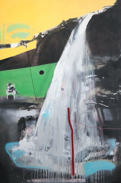 , 'Sabrina at the Waterfall,' 2015, Weinstein Gallery