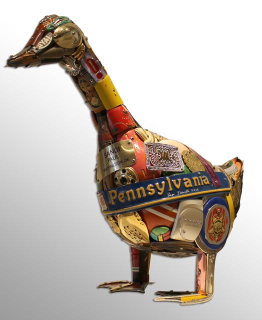 , 'Duck,' 2015, Cavalier Galleries