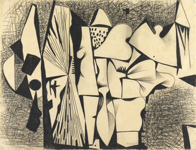, 'Organic Composition,' ca. 1951, Whitford Fine Art