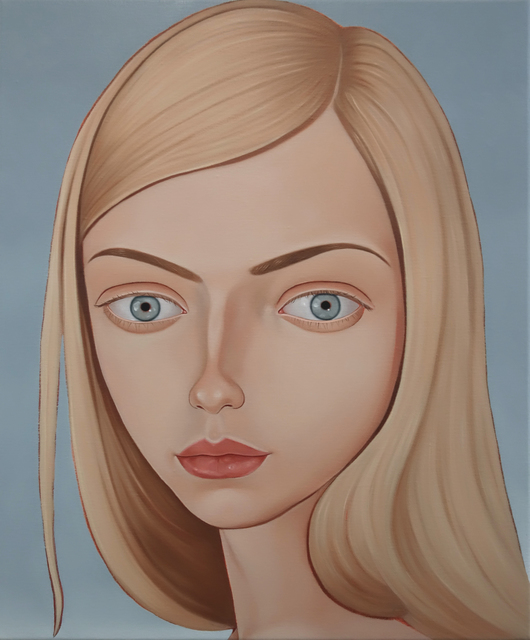 , 'Mrs Jessie Roestenberg, 1954,' 2017, Gallery Baton