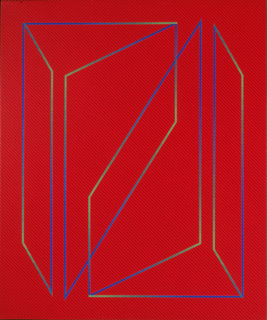, 'Formed in Red,' 1989, The Bonfoey Gallery