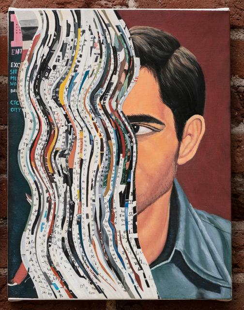 Mario Zoots, 'Dafen 6 (EU) ', 2019, k contemporary