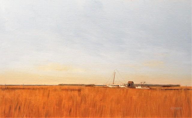 , 'Home on the Marsh,' 2017, Peninsula Gallery