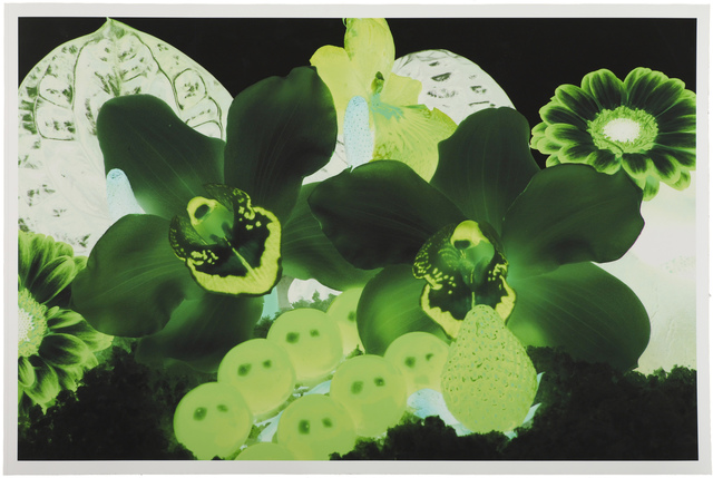 Marc Quinn, '07 from At the Far Edges of the Universe', 2010, Paragon