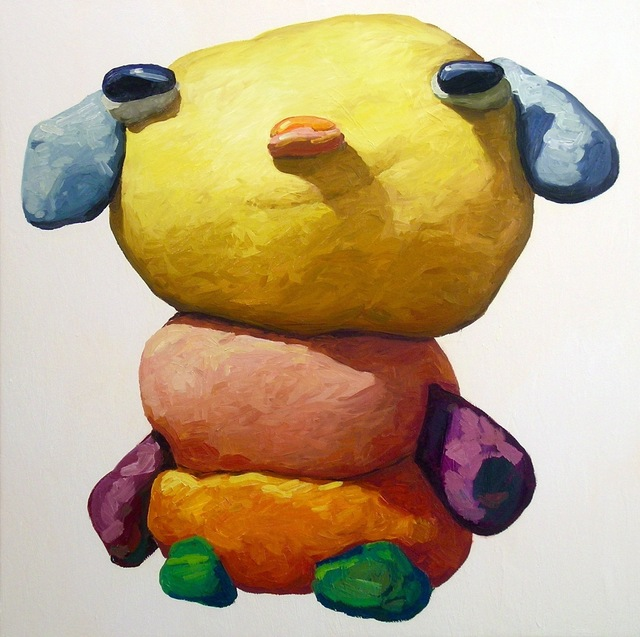 , 'TED,' 2017, RoodGallery