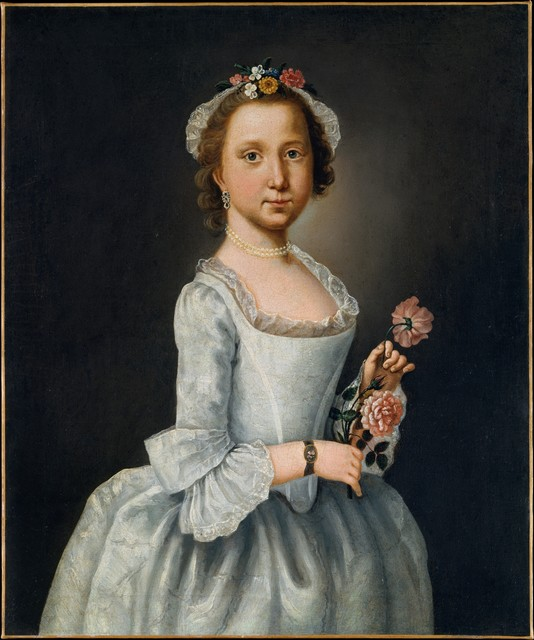 Lawrence Kilburn, 'Portrait of a Lady', 1764, The Metropolitan Museum of Art