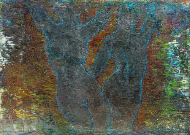 , 'Dancers,' 2018, Kwai Fung Hin