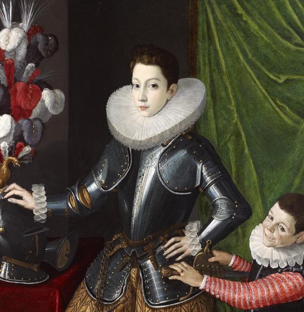 , 'Portrait of Giuliano II Cesarini,' , Robilant + Voena