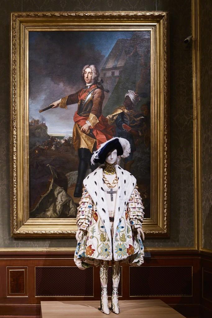 Exhibition view The Vulgar Fashion Redefined, Photo: Christian Wind © Belvedere, Vienna