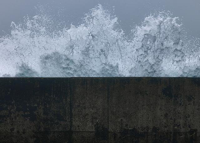 , 'One Wave,' 2016, Nicholas Metivier Gallery