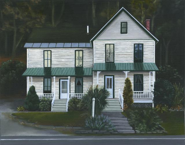 , 'Paper Town 28/40,' 2018, Fridman Gallery