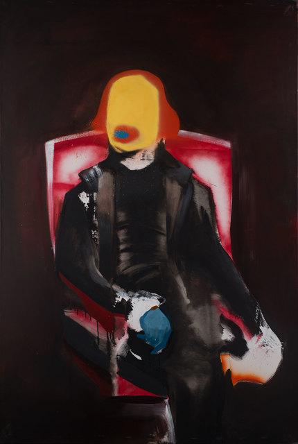 , 'Blue Blood,' 2017, Weinstein Gallery