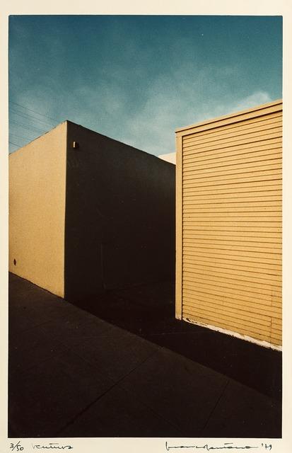 Franco Fontana, 'Ventura', 1979, Il Ponte