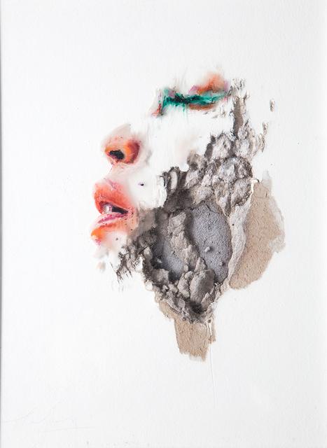 , 'Wounds XXXIII,' 2017, Lazinc