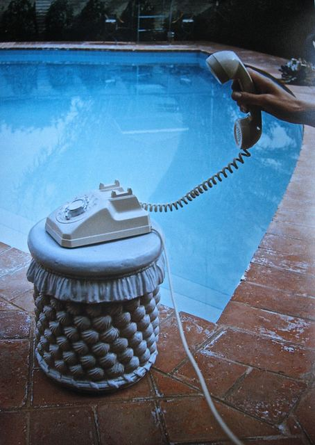 Robert Doisneau, 'Telephone Call, Palm Springs', 1960, Hyperion Press Ltd.
