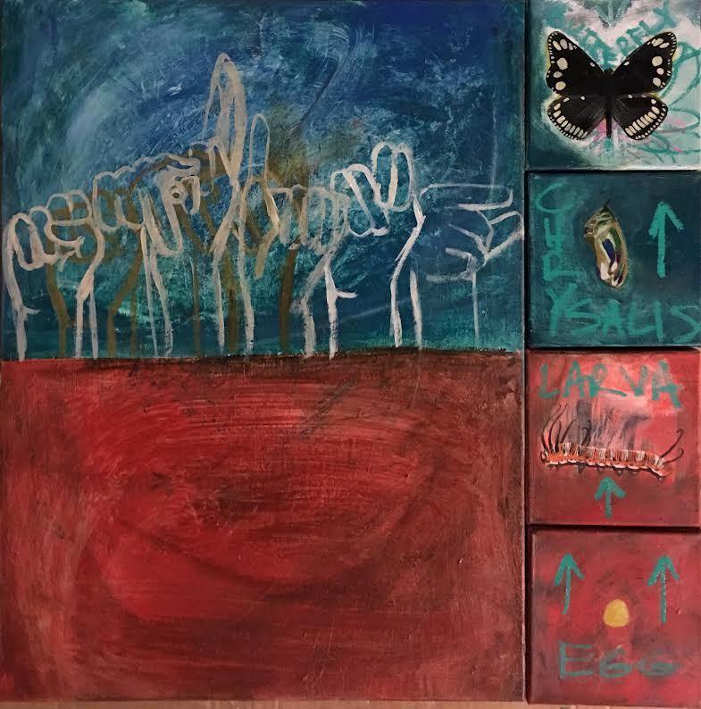 Metamorphosis by David Gorman