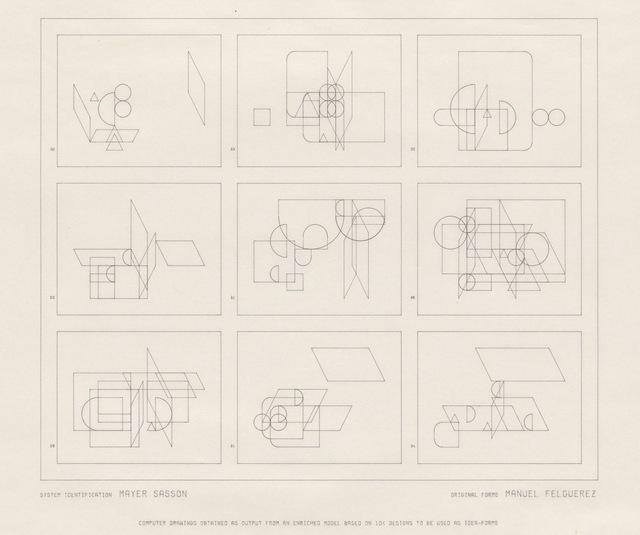 , '104 Designs,' 1975, DAM Gallery