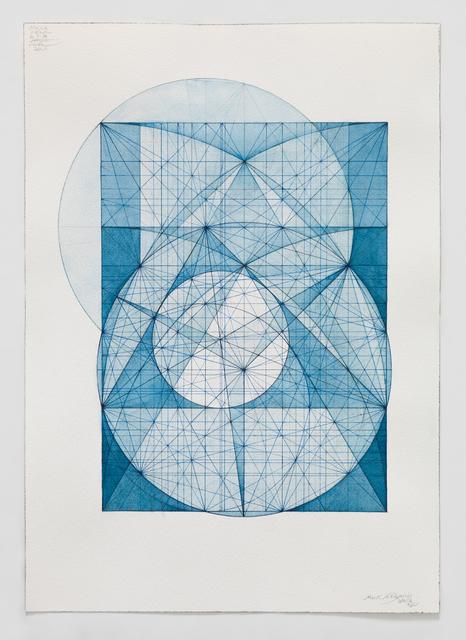 , 'The 1.366 Series: Nocturne 44, 6.9.16,' 2016, Pierogi