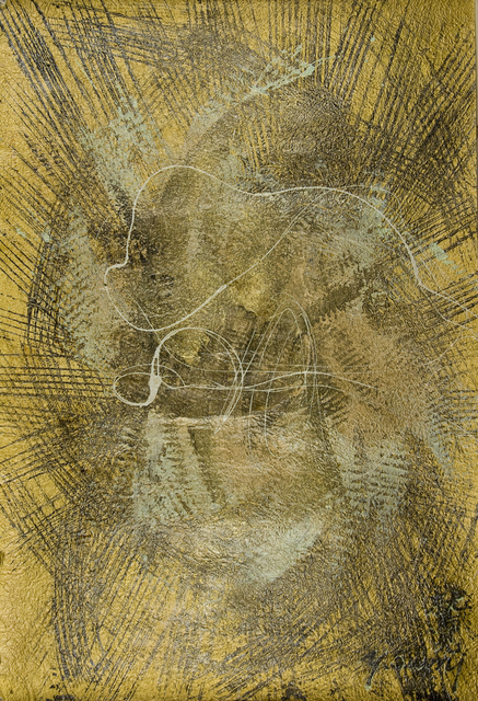 , 'Gold Series n°9,' 2008, ABC-ARTE