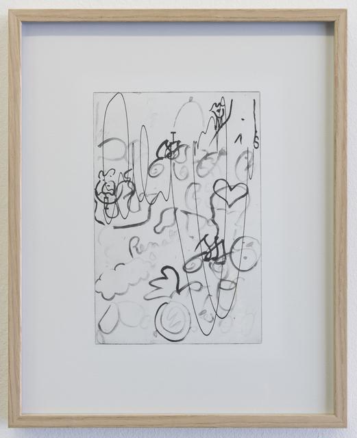 , 'Untitled / visuales mnemonicas (m2l),' 2016, Nogueras Blanchard