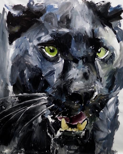 , 'Felino,' 2016, Lyle O. Reitzel