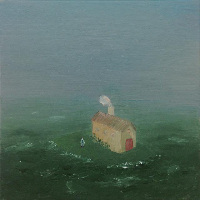 , 'The Waiting Groom,' 2017, Galerie Bart