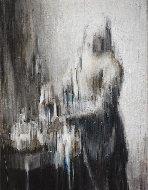 """, ' """"B.I. (The Milkmaid)"""",' 2015, Parlor Gallery"""