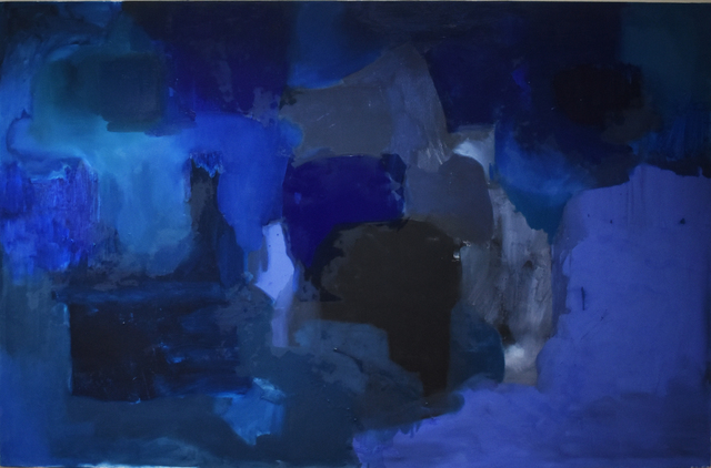 , 'Untitled Blue,' 2019, Cadogan Contemporary
