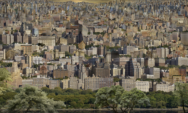 , 'Upper West Side Veduta,' 2014, Waterhouse & Dodd