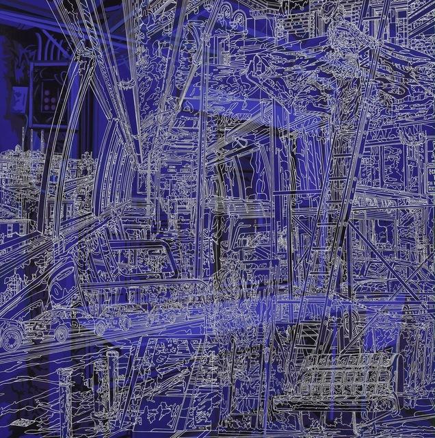 , 'Park-b-4,' 2015, Susan Eley Fine Art